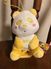 AAA♪え〜パンダ 肩のりぬいぐるみ 【日高光啓】