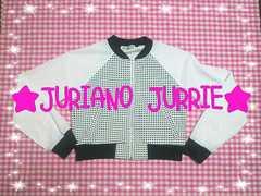 JURIANO JURRIE♪ショート丈♪ジャケット☆