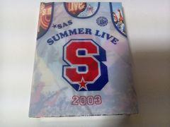 サザンオールスターズ SUMMER LIVE 2003 4枚組
