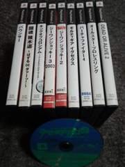 PS2ソフト 10枚セット ジャンク扱い