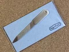 新品♪即決Superieur? シンプル良品質 爪やすり/定価756円