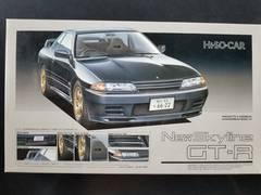☆1/24 フジミ ハイソカー ニュースカイラインGT-R