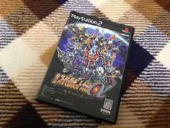 PS2第3次スーパーロボット大戦a