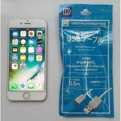 良品!iPhone 6 64GB au★MG4J2/A、A1586 ゴールド