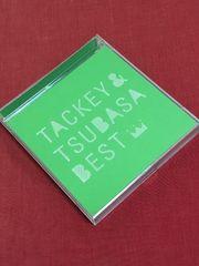 【即決】タッキー&翼(BEST)初回盤CD2枚組