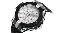 新作MEGIR正規高級腕時計◆日本未発売ラバーベルトtype海外高級