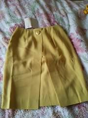 お洒落なスカート♪パーティなどに! W58 イエロー 黄