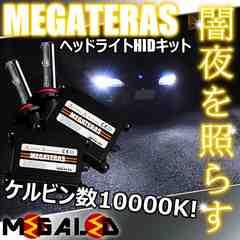 Mオク】オデッセイRA6/7系/ヘッドライトHIDキット/H1/10000K