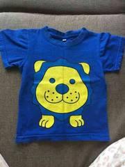 ライオンTシャツ☆80cm
