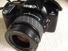 ミノルタ MINOLTA α 3700i   レンズ付