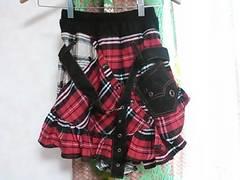 未使用☆ロック系スカート☆