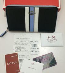 COACH 新品 コーチ 長財布 F59561