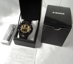 確実本物保証極美品カシオGショック GA-710GB 腕時計