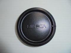 MINOLTA ミノルタ ボディーキャップ BC-1000 ほぼ未使用品