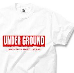 ☆送料無料☆新品〓DESARTunderground Tシャツ