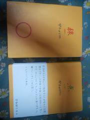 送料込定価1900+2380(+税):宇多田ヒカル本2冊【点・線】