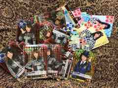 AKB48 トレカ ゲーム&コレクション カード まとめ売り100枚!