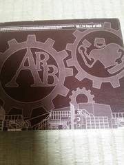 2枚組ライブCD エーアールビー 武道館LIVE 99'1'24 Days of ARB