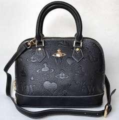 ◆新品 Vivienne Westwoodログ ショルダーバッグ