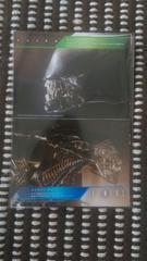エイリアン:コヴェナントBlu-rayの予約特典ポストカード
