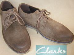 クラークスClarks新品カジュアル シューズ68059us8.5