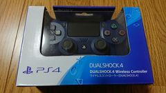 PlayStation4 PS4 プレイステーション4 コントローラー ミッドナイトブルー 中古品