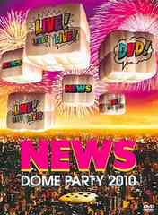 ■DVD『NEWS DOME PARTY 2010【初回】』ジャニーズ