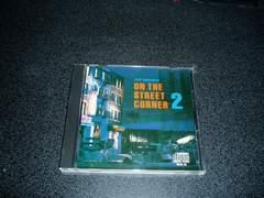 CD「山下達郎/オンザストリートコーナー2」アカペラ 86年盤