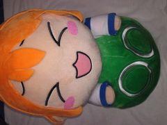 ラブライブ!ぷよぷよ サマーキャンペーンハイパージャンボ寝そべりぬいぐるみ