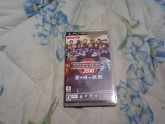 【PSP】ウイニングイレブン2010 蒼き侍