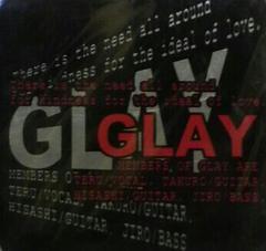 GLAY/プレートシール
