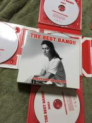 THE BEST BANGアルバム福山雅治ベスト初回限定5枚組4CD+DVD