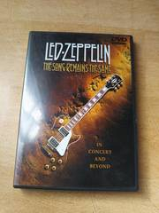 ★【DVD】 LED ZEPPELIN レッドツェッペリン 「狂熱のライヴ」★