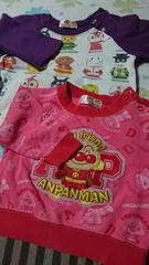 アンパンマン トレーナー 90 95
