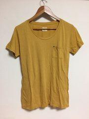 ungrid ポケットTシャツ F