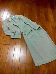 【美品】COLLIER◆春◆上質ロングセレモニースーツ