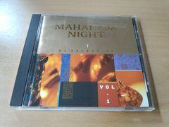 CD「マハラジャ・ナイト・DJ・セレクション1 MAHARAJA NIGHT