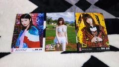 元AKB48島崎遥香☆公式生写真〜まとめ売り6枚セット!