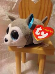 ■Ty Teeny Tys■犬Princeぬいぐるみお手玉■