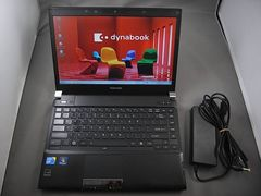 PORTEGE R930 corei5 2.6GHz320G 4G 無線 Windows10 Office2007