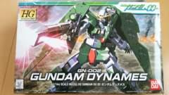 HG:ガンダムデュナメス☆1/144☆未組立品!