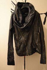 新品 LGBルグランブルー BONO15レザージャケット