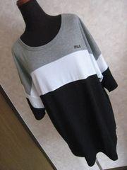 4Lサイズ☆フィラTシャツ☆FILA♪大きいサイズ
