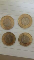 自治記念 4枚美品