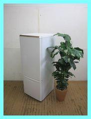 パナソニック2ドア冷蔵庫(168L・右開き)NR-B177W-Wホワイト2015年製