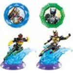 仮面ライダーサモンライド!SR-04水のライドフィギュア&チップセット