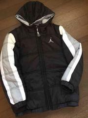 海外NIKE☆JORDANジャンプマン中綿ジャケット・防寒ナイキ
