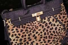 ●だまし絵柄 ショルダー ミニ バッグ 可愛い♪