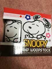 スヌーピー♪SNOOPY AND WOODSTOCK マグカップ
