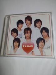 初回限定CD+DVD NEWS touch送料無料